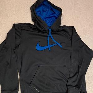 Nike Dark Gray Therma-Fit Hoodie
